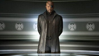 아이언맨 보너스 영상(Nick Fury in Iron Man after credit)