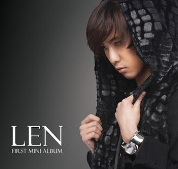 렌(LEN) - Baby Love (Feat. B.cruz)