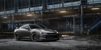 Nissan GT-R By Pepper Perfect