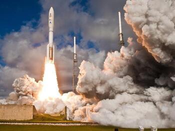 화성탐사선의 착륙순간 미국의 상황
