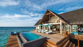 몰디브신혼여행 포시즌스 리조트 몰디브로 가야하는이유!!