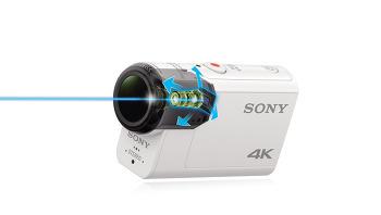 소니코리아,  액션캠 최초 광학식 손떨림 보정 B.O.SS. 탑재한 4K 및 풀 HD 액션캠 2종 출시