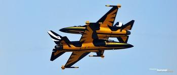 2016 오산에어쇼 블랙이글 비행중 #7 Black Eagles Team