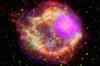 '탁자 위의 초신성 폭발' 초미니 실험