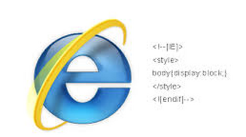 IE Conditional Comments 필터링 (IE CC)