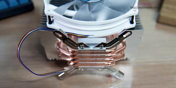 써모랩 TRINITY WHITE LED쿨러 사용기.