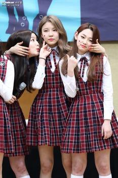 [17.04.01] 구구단 Gugudan 대구 팬사인회 조혜연, 강미나, 김나영 직찍 by 마이콜