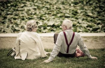 60대 연애, 20대에 차이는 남자는 나이 들어서도....