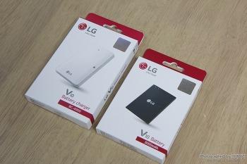 LG V10 기프트팩 신청 방법 및 이벤트 배터리팩 개봉기