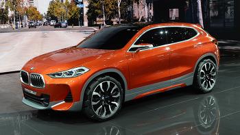 파리모터쇼: BMW 컨셉트 X2