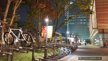 출퇴근길 지하철역까지 자전거타기
