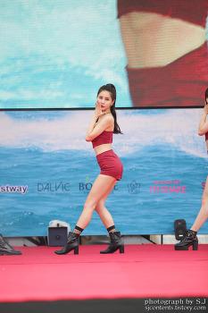 베리츄(Berry Chu) 오션월드 비키니 콘테스트 축하공연