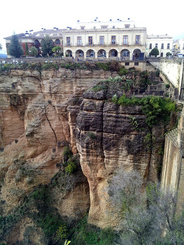 스페인 남부, 남미 배낭여행-2