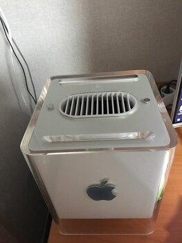 파워맥 G4 큐브 (PowerMac G4 Cube) 미니리뷰