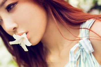 김 하 나 ; portrait