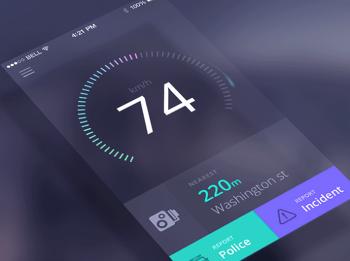[Mobile] 모바일 UI/UX 디자인 및 패턴을 GIF 형식으로 만든 모션이미지