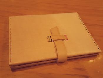 가죽공예] 가죽여권지갑 만들기