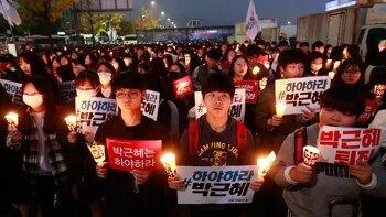 촛불을 든 한국의 젊은이들에게 - 임마누엘 페스트라이쉬 (경희대 교수)