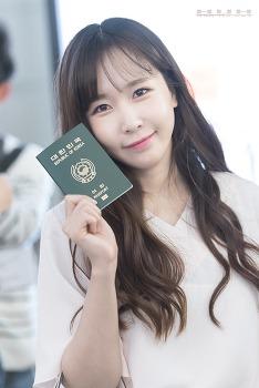 [17.05.27] 크레용팝 (Crayon pop) 웨이 허민선 인천국제공항 대만 출국 직찍 by 날따라햌
