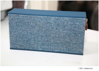 휴대용 블루투스 스피커 책상 위에 두고 쓰는 보조배터리스피커 (BZ-P4000BT)