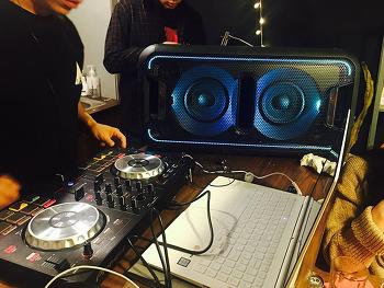 언제 어디서나 클럽 사운드를 즐겨라! GTK-XB7 파티 체험단 활동기