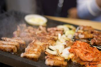 부산 부평동 고기 맛집 낭만돼지, 맛과 낭만이 줄줄~