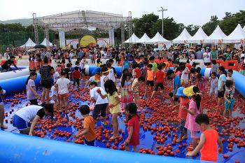 2016 퇴촌 토마토 축제,  경기도 광주의 대표 축제
