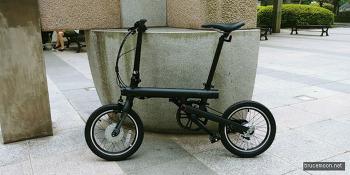 샤오미 전기자전거 치사이클 (Qicycle) 펌웨어 업그레이드 하는 법
