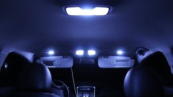 자동차 실내등, 밝은 LED로 셀프 교체하는 방법
