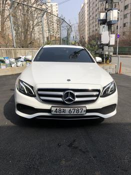 (2018/03/30) W213 다이아몬드 그릴(Black)