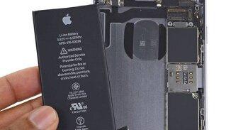 아이폰 배터리 교체 비용 보상, 아이폰 보증 제외 배터리 교체 크레딧 66,000원 지급!