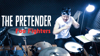 Foo Fighters(푸 파이터스) - The Pretender(프리텐더) Drum remix by ROP
