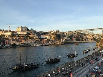 포르투갈 여행의 이유 동 루이스 다리를 만나다.