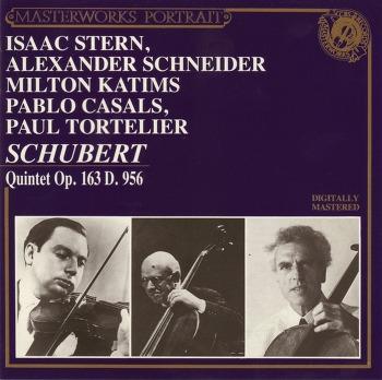 Schubert – Quintet D956