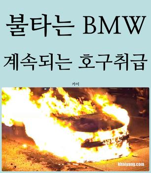 불타는 BMW 520d, 계속되는 한국 호구 취급?