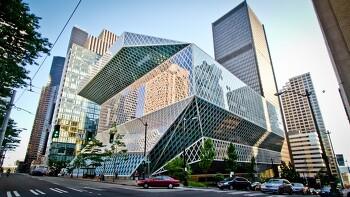 미래의 도서관: 시애틀 공공도서관(Seattle's Public Library)