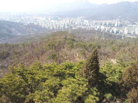 수락산 등산코스: 자이모와 함께하는 수락산탐험 제14탄-곰바우능선