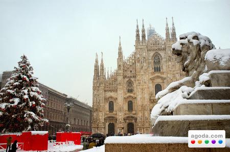 아고다닷컴(Agoda.com), 황홀한 겨울 휴가를 위해 밀라노에서 호텔 특가상품 출시