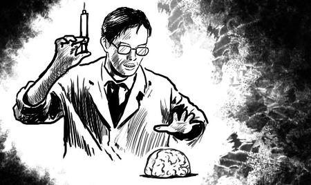 스키너의 심리상자 열기 (10) - 드릴로 뇌를 뚫다