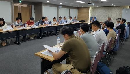 제7회 운영위원회 및 운영위원 워크숍 개최