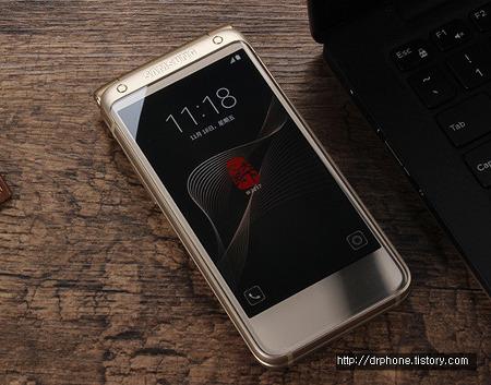 삼성 SM-W2017 폴더폰 국내 출시 예정 (폴더스마트폰, 갤럭시골든, 갤럭시폴더, 갤럭시F)