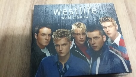 Westlife 3집 - World Of Our Own