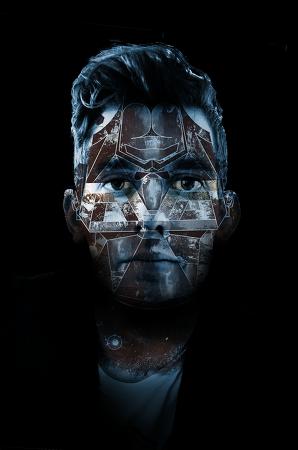 [이미지] 이번 어도비에서 기획한 창의적인 얼굴 만들기 디자인들