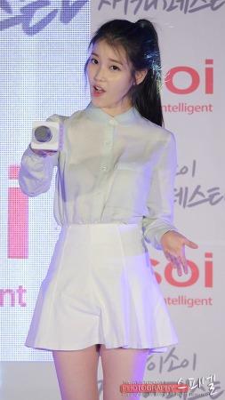 150515 홍대 아이소이 지우개페스타 아이유 직캠 by 스피넬