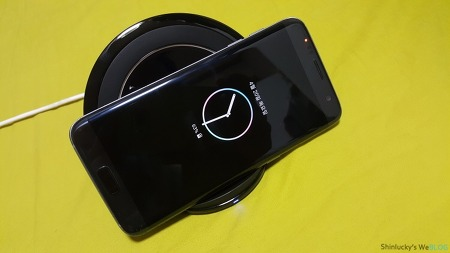 Samsung Wireless Charger (Stand-Fast Charge)