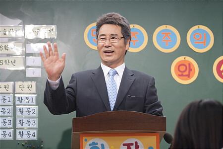 [리뷰] 결정적 한방, 대한민국 판타지 정치드라마 (KBS독립영화관)