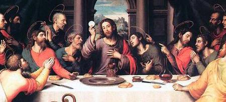 떡과 포도주에 담긴 영적 의미 - 성찬예배