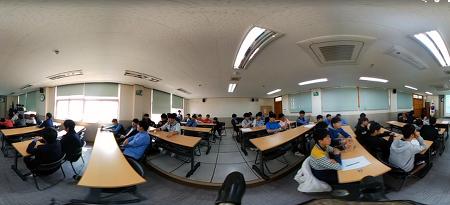 360도 영상으로 찍어본 이천중학교 과학의 날 행사(LG360cam)