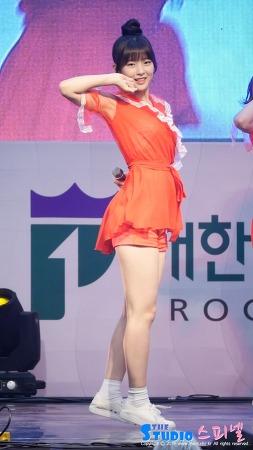 160714 전문대학 엑스포 오마이걸 유아 아린 직캠 by 스피넬