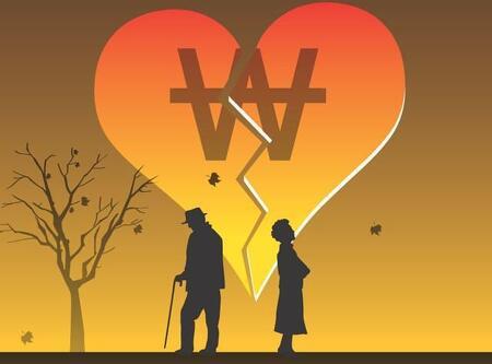 이혼, 사별 그리고 전 배우자의 연금과의 관계!!
